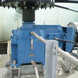 Oil Mist To Cooling Towers Gearbox